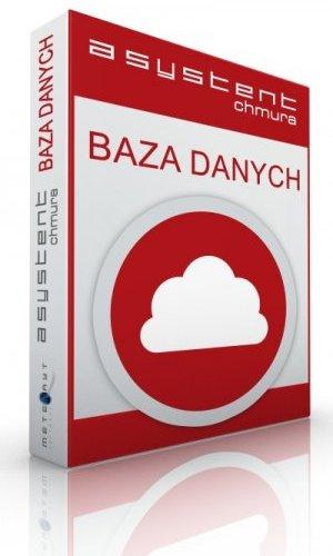 Asystent Chmura Baza Danych PRO - 1 rok