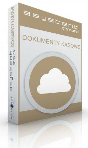 Asystent Chmura Dokumenty Kasowe MAX - 1 rok