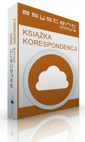 Asystent Chmura Książka Korespondencji PRO - 1 rok