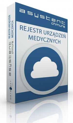 Asystent Chmura Rejestr Urządzeń Medycznych MAX - 1 rok