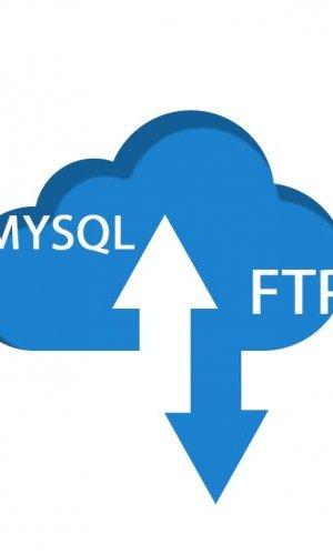 Baza danych MySQL / CHMURA - 200 MB + 3 GB FTP /2 użyt./ 1rok